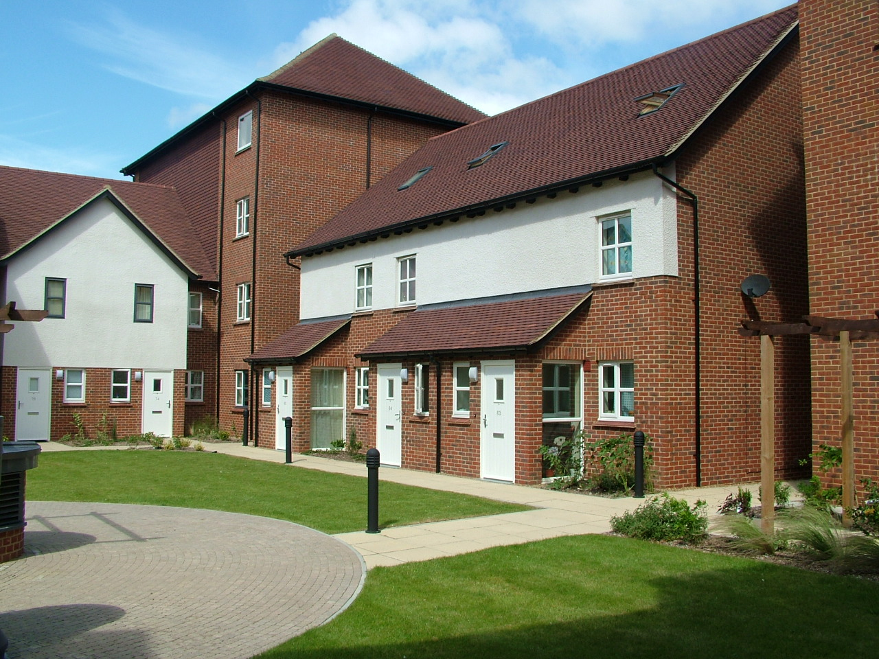 Dunkerley Court Letchworth