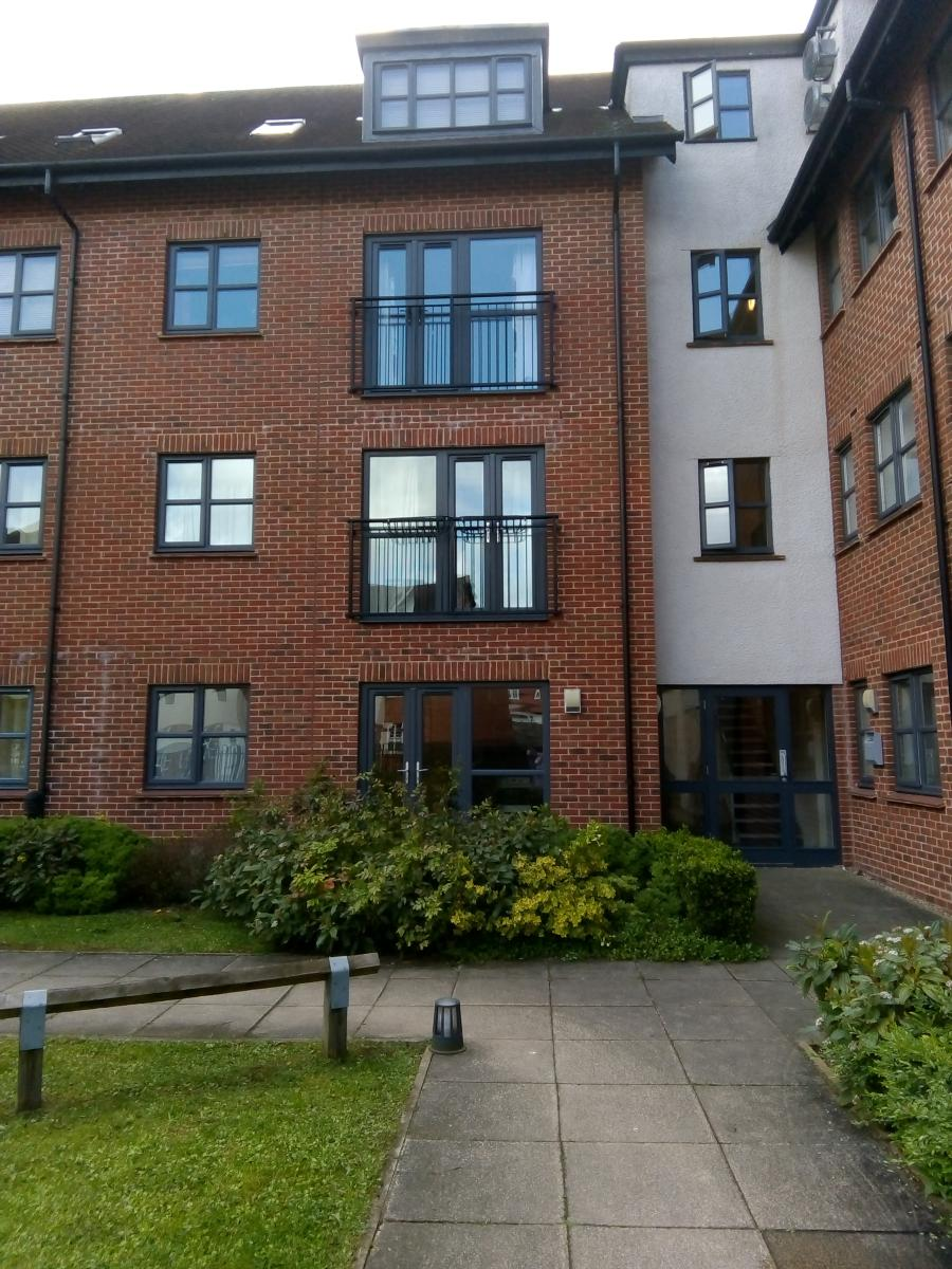 34 Dunkerley Court shared ownership