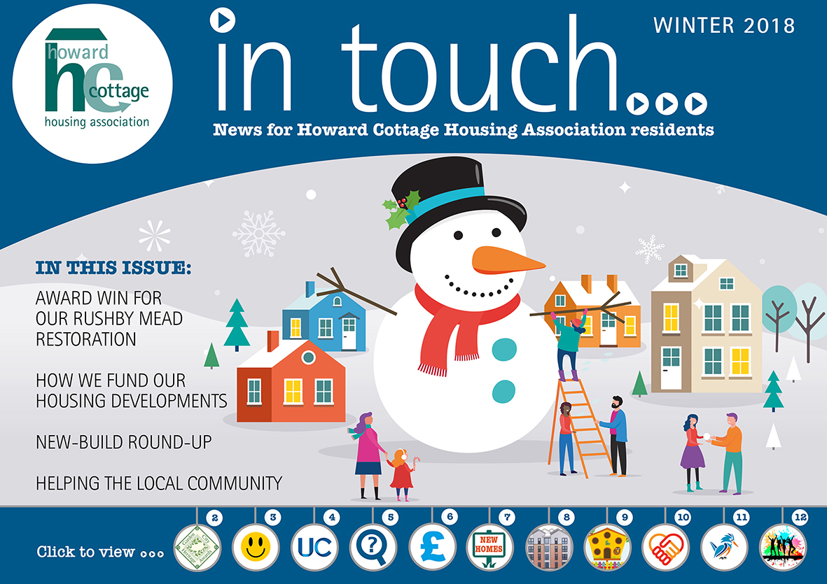 In Touch winter 2018