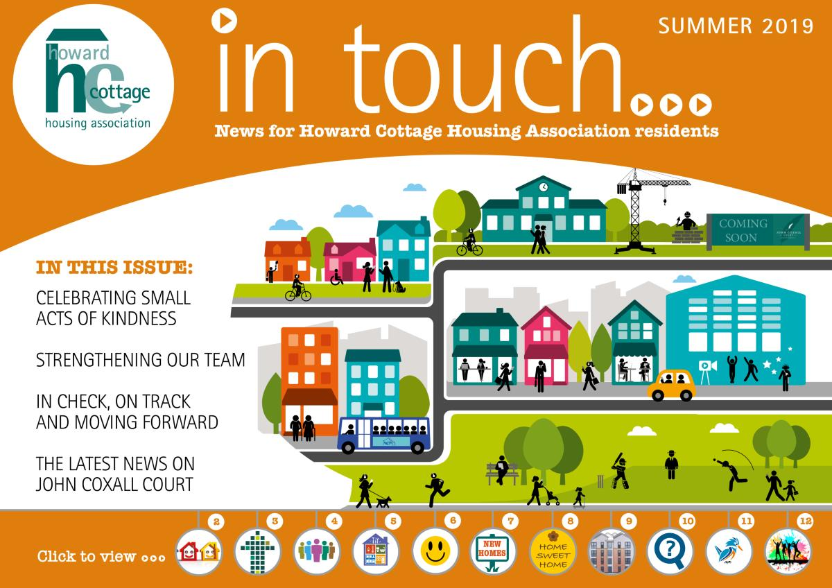 In Touch summer 2019