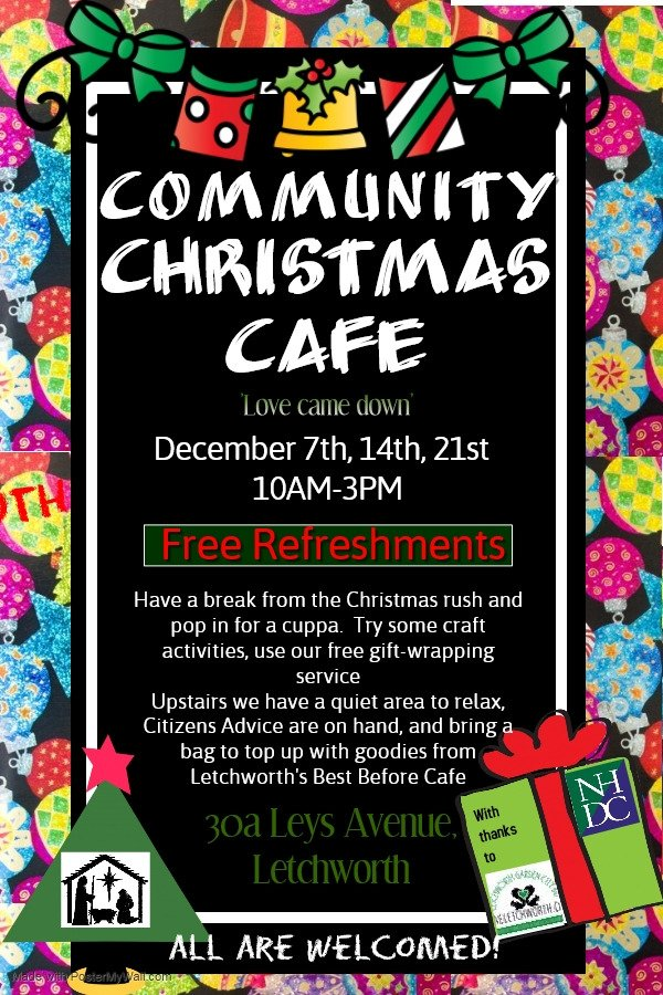community Christmas Cafe