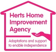 Logo for Herts Home Improvement Agency