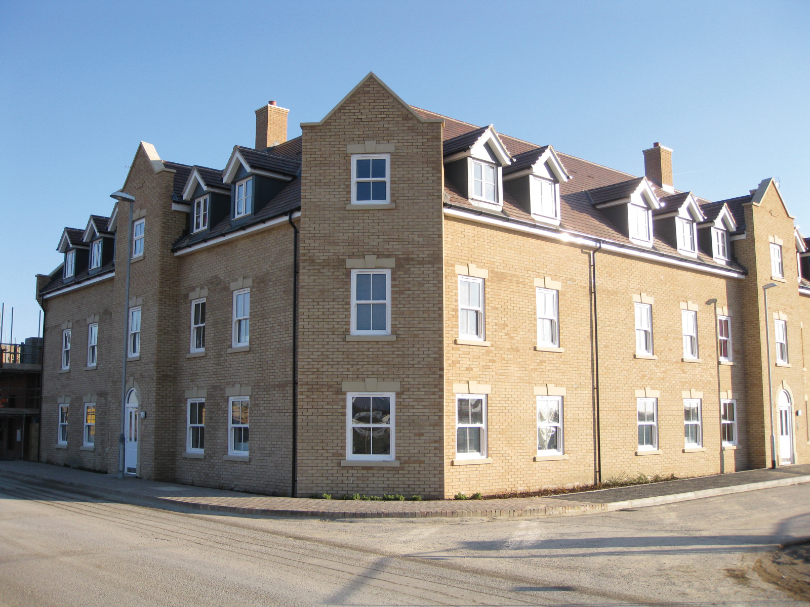 Tnasey Avenue Shared Ownership